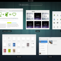 Gnome 3.8 window-selection