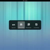 Gnome 3.8 Input Methods Switcher
