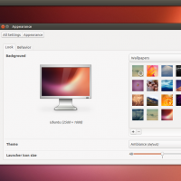 ubuntu 13.04 apperance 200x200 Ubuntu 13.04 Raring Ringtail Final Version Released and Available for Download