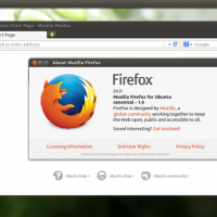 Ubuntu 13.10 firefox 24 200x200 Ubuntu 13.10 Saucy Salamander is Out and Ready to Download
