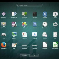 Ubuntu Gnome 14 04 Activities 200x200 Ubuntu GNOME 14.04 LTS Trusty Tahr : Video Review and Screenshot Tour