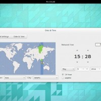 Ubuntu Gnome 14 04 date and time 200x200 Ubuntu GNOME 14.04 LTS Trusty Tahr : Video Review and Screenshot Tour