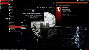 4 Anonymous OS Live CD Desktop 300x168 Anonymous OS : New Linux Distribution Based on Ubuntu 11.10 Oneiric Ocelot