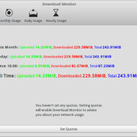 Download Monitor 005 200x200 Download Monitor: Useful App for Bandwidth Monitoring on Ubuntu/Linux Mint