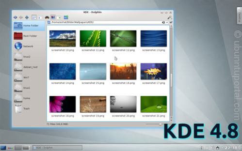 KDE 4.8 Has been Released with New Features and Ready to Install on Kubuntu via Official Kubuntu Backports PPA KDE 4.8 Has been Released with New Features and Ready to Install on Kubuntu via Official Kubuntu Backports PPA