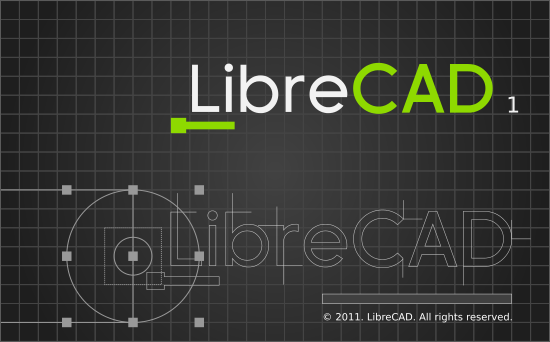 Librecad 1 0 The Cross Platrform 2d Cad Drawing Apps