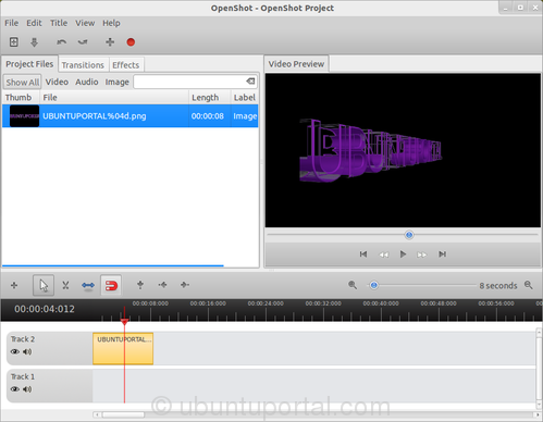OpenShot New features of Openshot Video Editor 1.4.1 Openshot Video Editor 1.4.1 Has been Released comes with 3D Animated Title Sequence and More