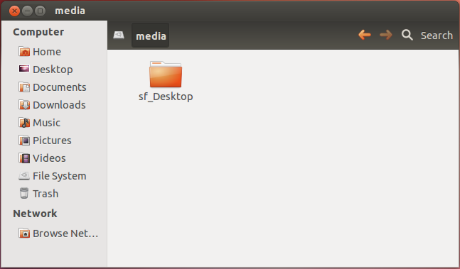 Selection 200 How to Access VirtualBox Shared Folder from Ubuntu 12.04 Guest Machine