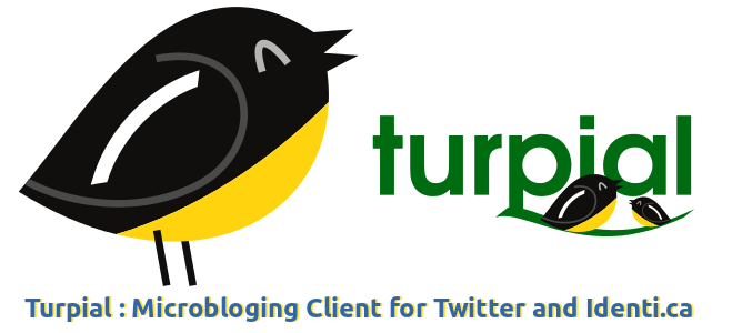 Turpial Microbloging Client for Twitter and Identi.ca  Turpial : Microbloging Client for Twitter and Identi.ca