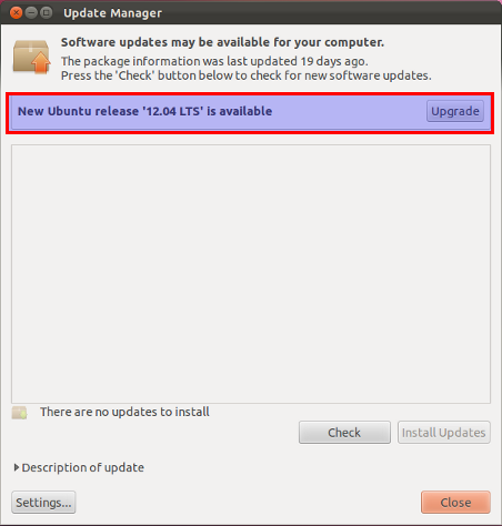 upgrade to ubuntu 12.04 Heres Two Method That is Helping Ubuntu User to Upgrade Ubuntu 11.10/10.04 to Ubuntu 12.04 LTS
