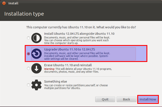 upgrade ubuntu 11.10 to ubuntu 12.04 Heres Two Method That is Helping Ubuntu User to Upgrade Ubuntu 11.10/10.04 to Ubuntu 12.04 LTS